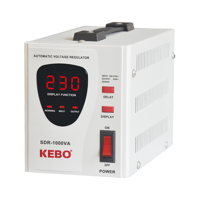 KEBO -High-quality Ac Stabilizer | Ac Automatic Voltage Regulator Sdr Series-1