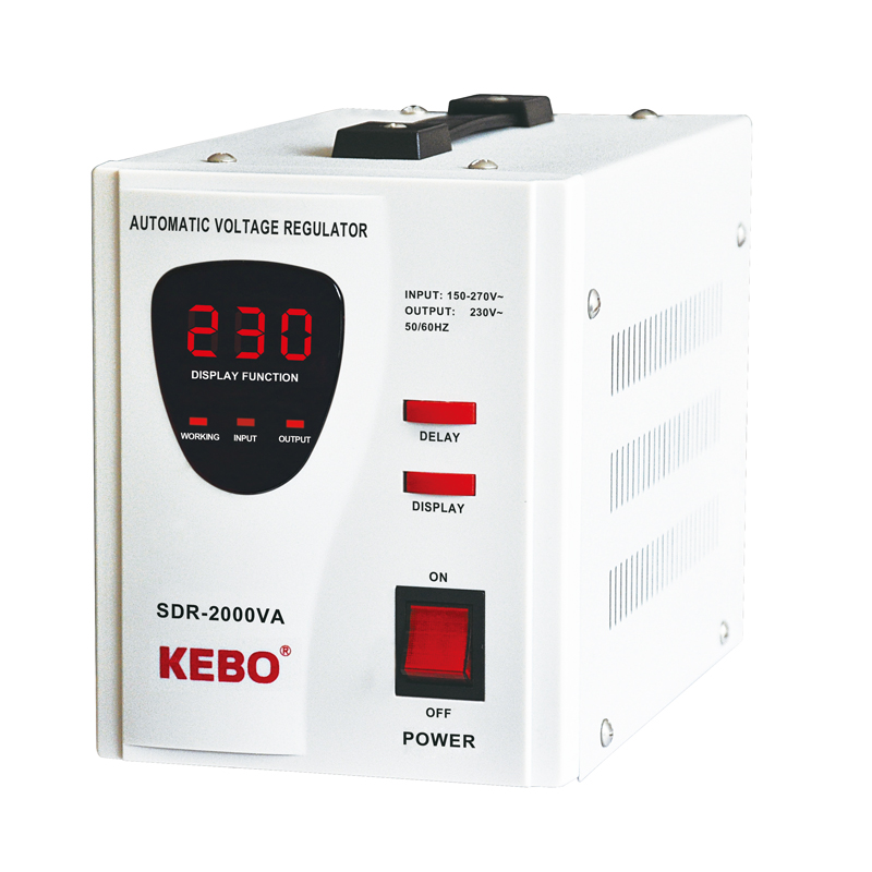 KEBO -High-quality Ac Stabilizer | Ac Automatic Voltage Regulator Sdr Series-3