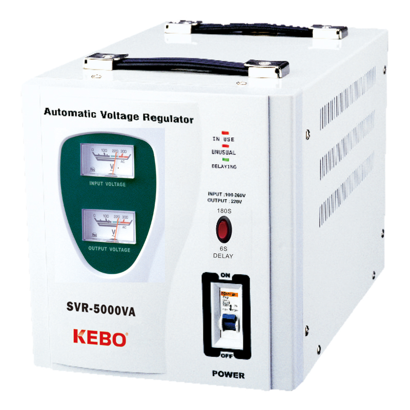 KEBO -Avr Generator, Factory Supply Single Phase Relay Control Power Stabilizer