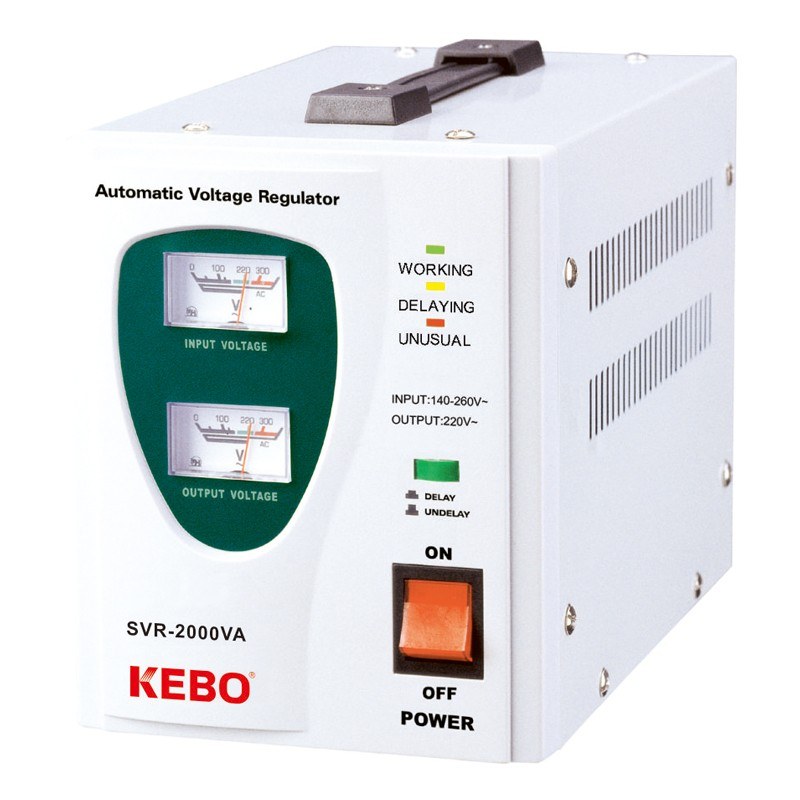 KEBO -Ac Stabilizer | Factory Supply Single Phase Relay Control-1