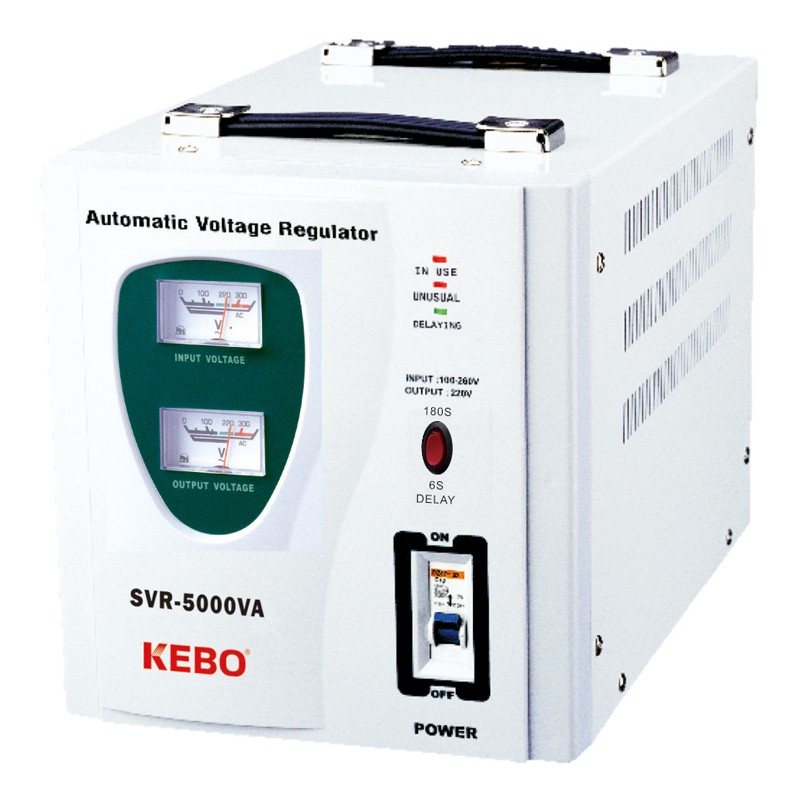 KEBO -Ac Stabilizer | Factory Supply Single Phase Relay Control-2