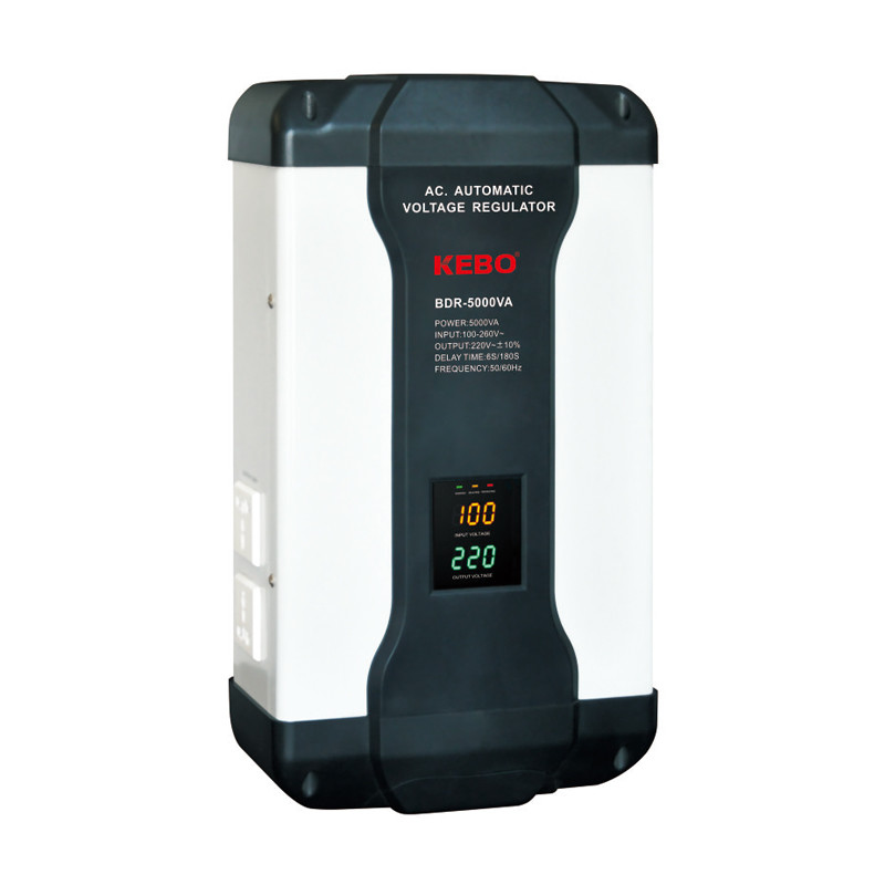 Ultra Slim Wallmount Design BDR and SBDR Stabilizer with Toroidal Transformer