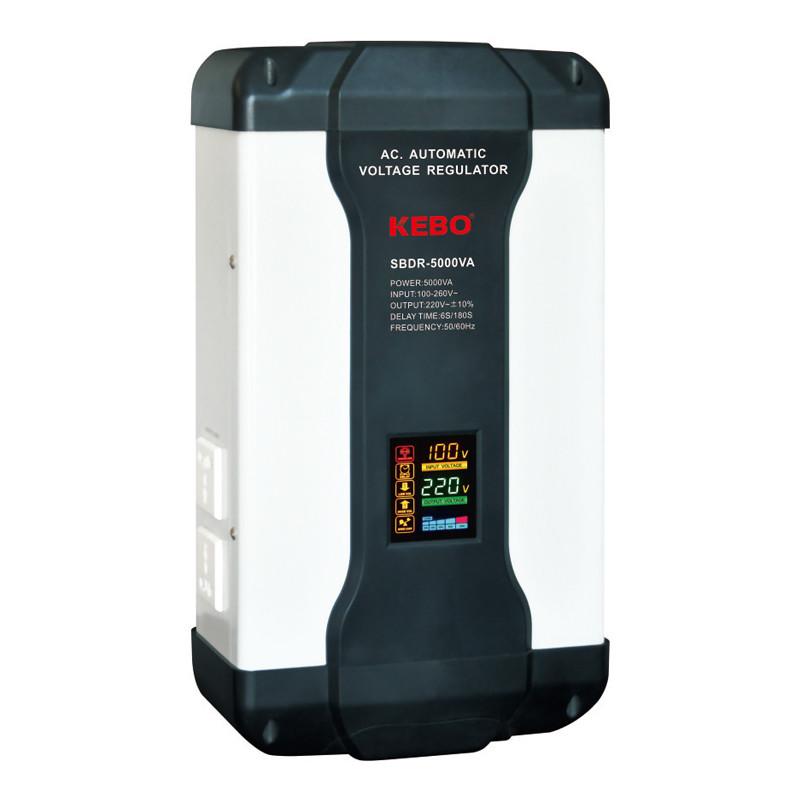 KEBO Brand output range phase voltage stabilizer for home regulation