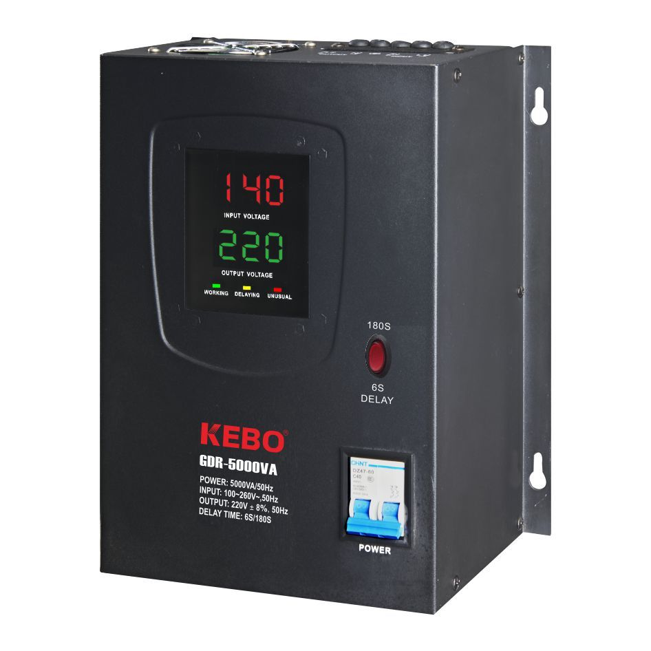 ultra generator regulator series for industry KEBO