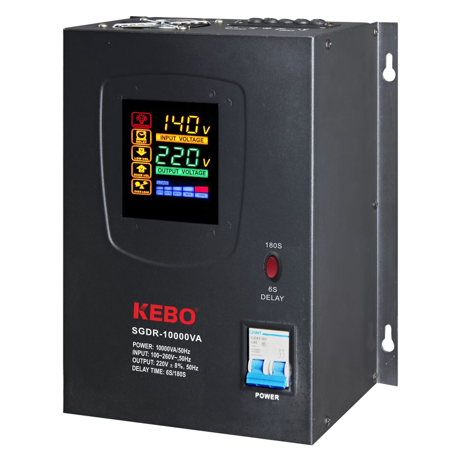 ultra generator regulator series for industry KEBO-8