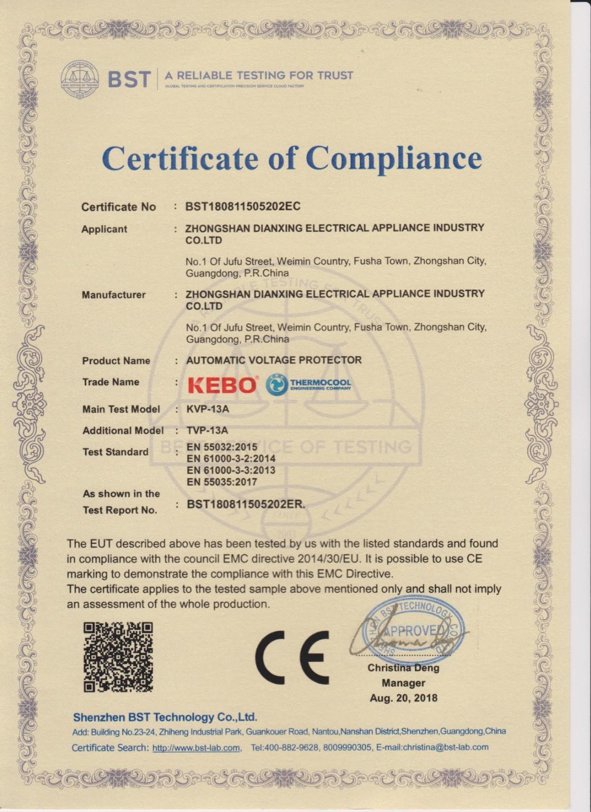 KEBO -Professional Power Protector Wall Plug Surge Protector Supplier-7