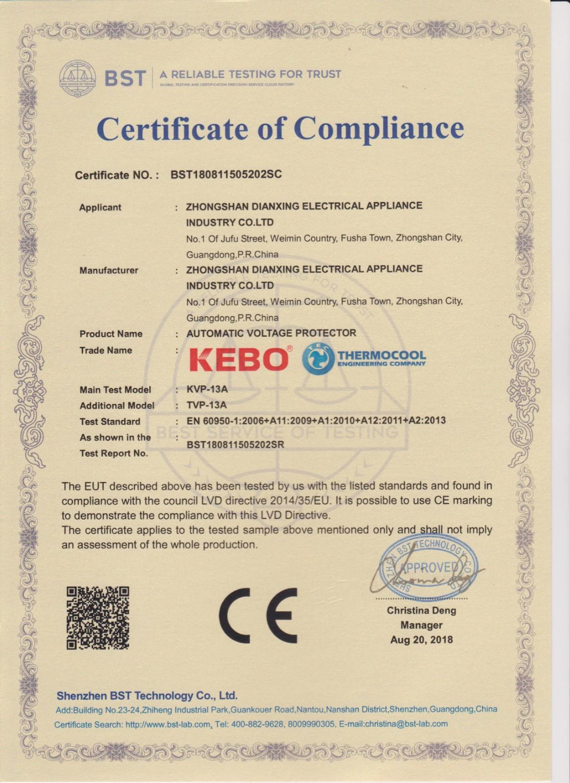 KEBO -Professional Power Protector Wall Plug Surge Protector Supplier-8