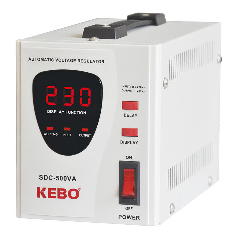 KEBO high efficient servo voltage regulator manufacturer for laboratory-1
