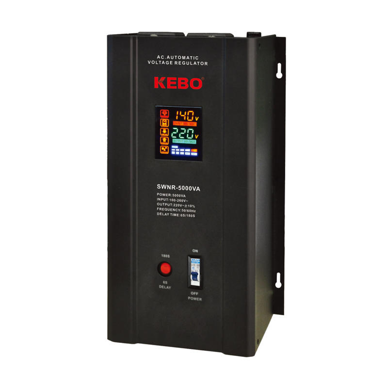KEBO -High-quality Voltage Stabiliser | 2018 New Design Ultra Slim Stabilizer-1