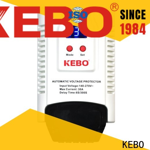 KEBO automatic cable surge protector series for indoor