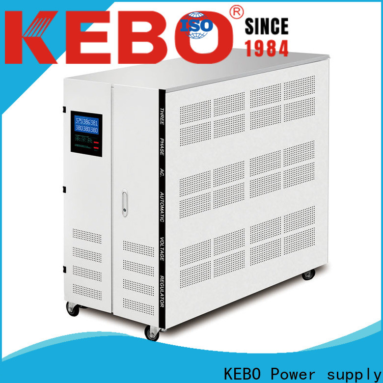 KEBO series automatic voltage stabiliser factory for industry