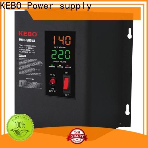 KEBO bur automatic voltage regulator for home manufacturers for kitchen