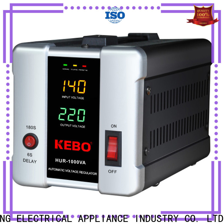 KEBO durable difference between stabilizer and inverter wholesale for indoor