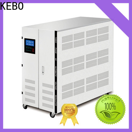 KEBO control 3 phase generator voltage regulator factory for indoor