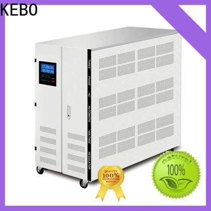 KEBO control 3 phase generator voltage regulator factory for indoor
