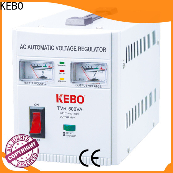 KEBO high quality difference between stabilizer and ups manufacturers for compressors