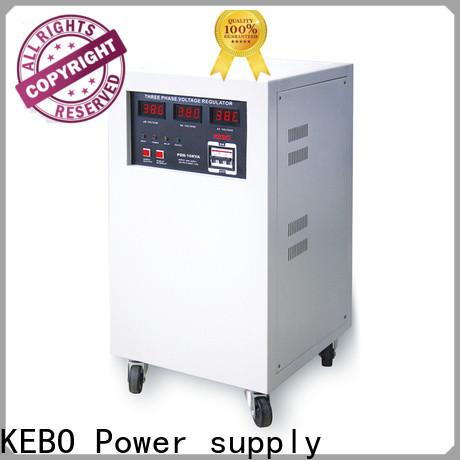 KEBO digital stabilizer 3 phase 380v Suppliers for kitchen