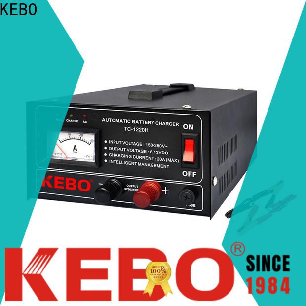 KEBO professional external car battery manufacturer for industry