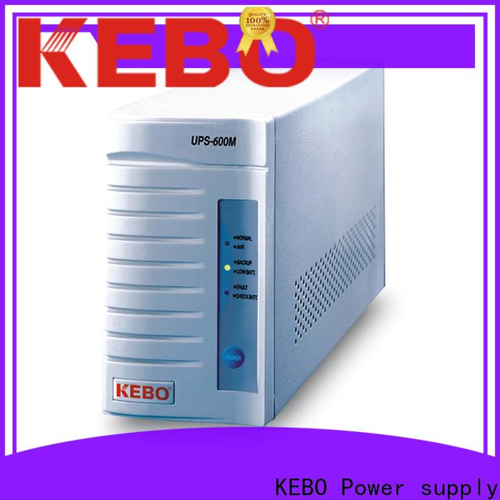 KEBO price industrial uninterruptible power supply manufacturer for indoor