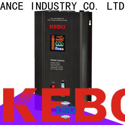 KEBO durable voltage regulator for refrigerator company for kitchen