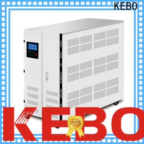 KEBO Top 25 kva voltage stabilizer manufacturer for indoor