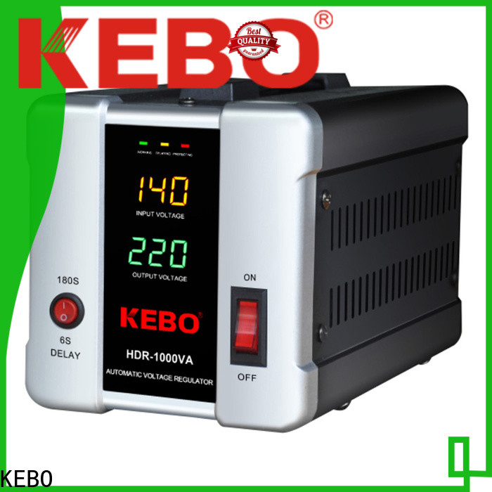 KEBO Latest automatic voltage regulator stabilizer for business for compressors