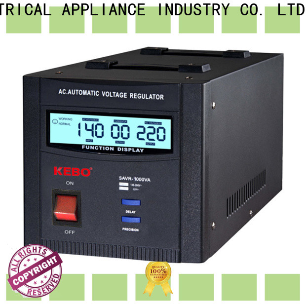KEBO Custom panther automatic voltage regulator manufacturers for industry