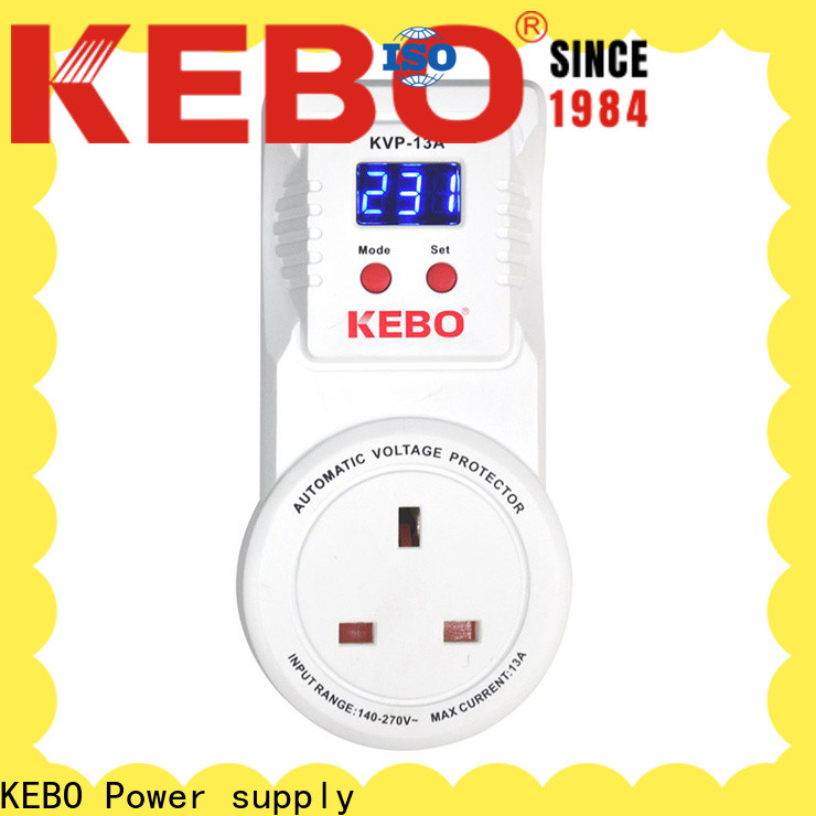 KEBO kvp surge protector with fuse factory for indoor