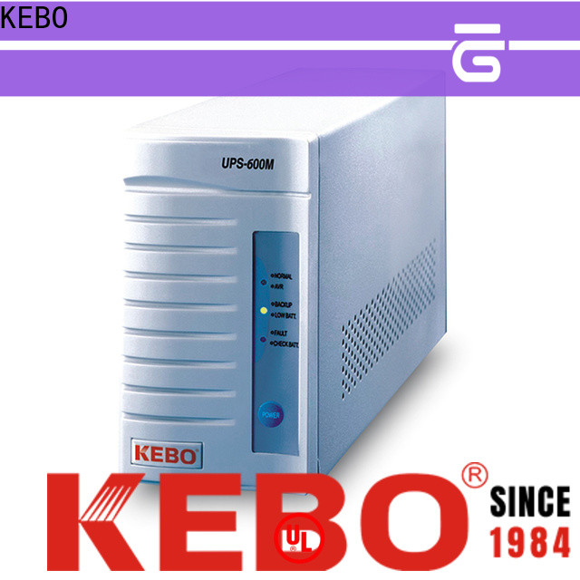 KEBO eseries uninterruptible power supply schematic Supply for industry