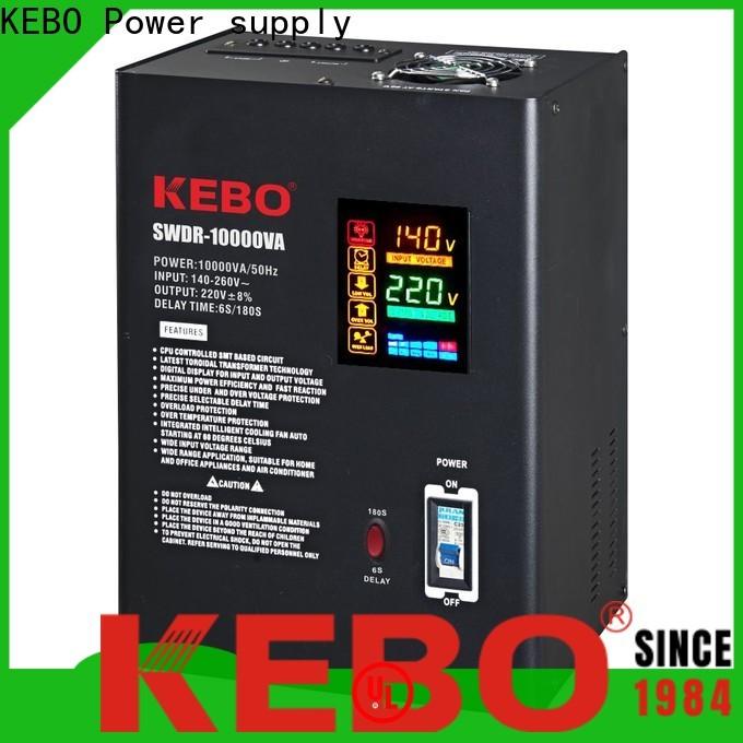 KEBO Custom voltage regulator for appliances supplier for indoor