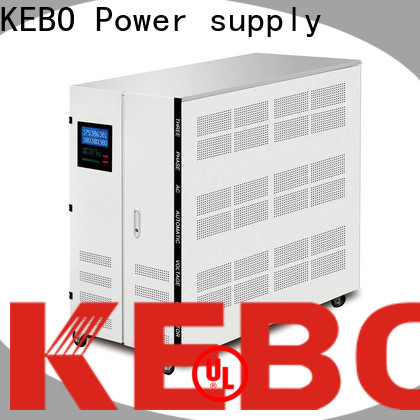KEBO control jual stabilizer 3 phase factory for industry