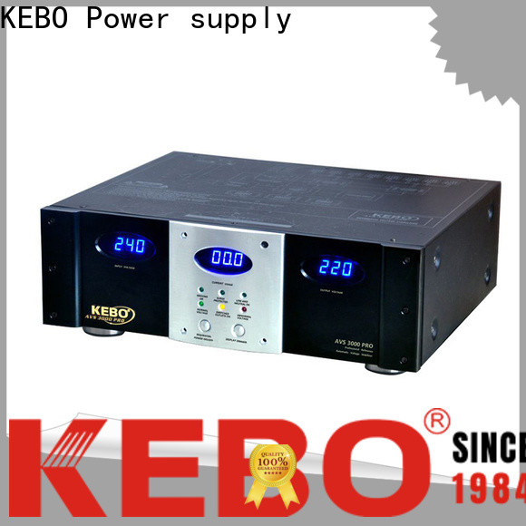 KEBO integrated stabilizer for main power supply customized for kitchen