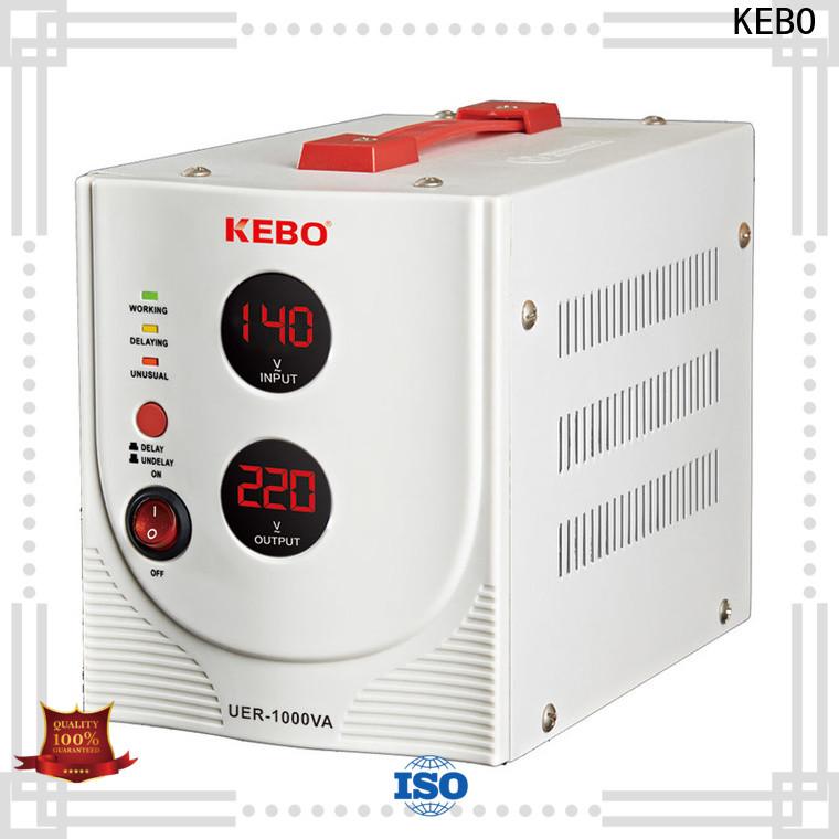 KEBO Best relay type stabilizer supplier for kitchen