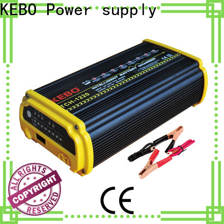 KEBO high frequency mini car battery charger factory for industry