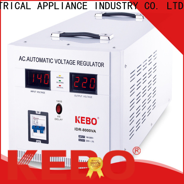 KEBO series what is automatic voltage regulator and how does it work company for industry