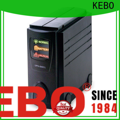 KEBO single 2000va line interactive ups Suppliers for different countries use