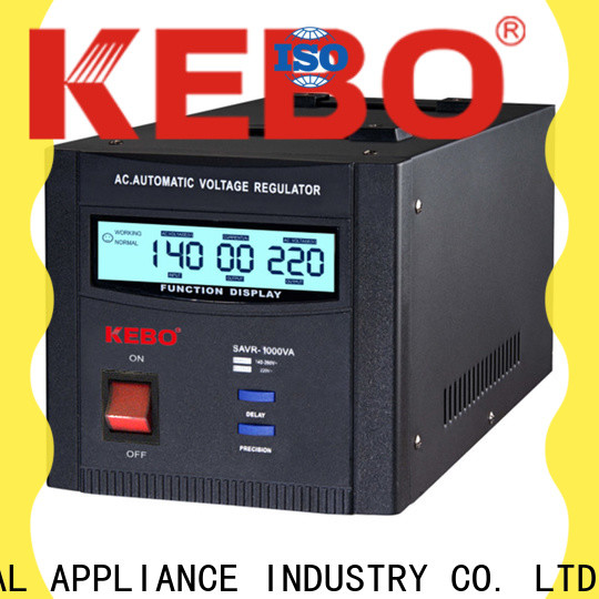 durable automatic voltage regulator with servo motor efficient factory for kitchen