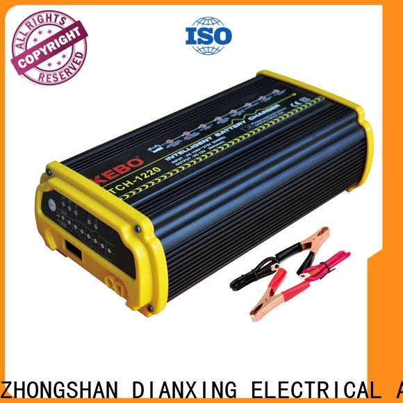 KEBO intelligent best battery charger to buy manufacturer for indoor