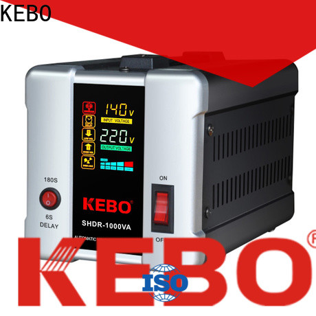 KEBO high quality automatic voltage regulating relay factory for compressors