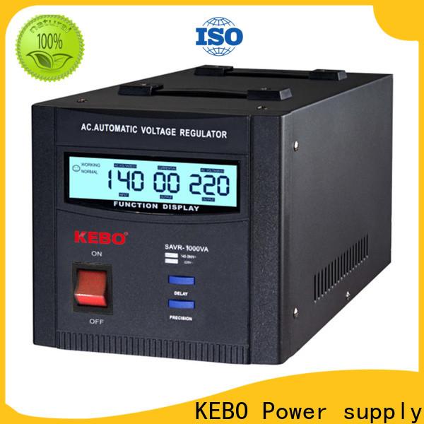 KEBO voltage automatic voltage regulator for fridge manufacturer for industry