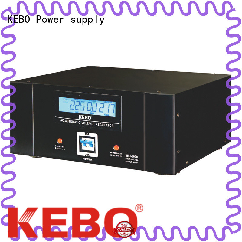 high quality servo controlled stabilizer strong series for industry