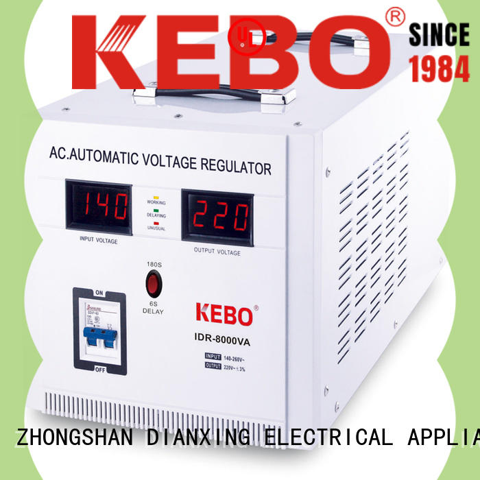 high efficient servo controlled stabilizer220v230v wholesale for indoor