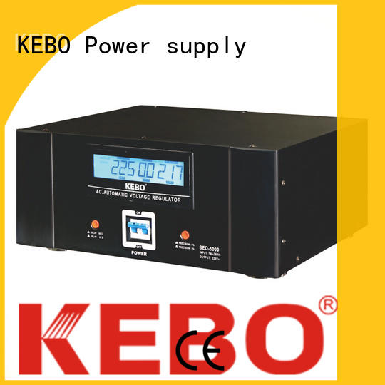 high efficient servo controlled stabilizer regulator wholesale for indoor