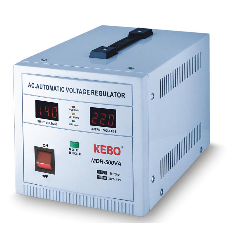 KEBO -Servo Stabilizer Servo Type Automatic Voltage Stabilizer Mdr-05115235kva