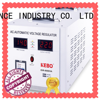 KEBO control servo controlled stabilizer supplier for laboratory