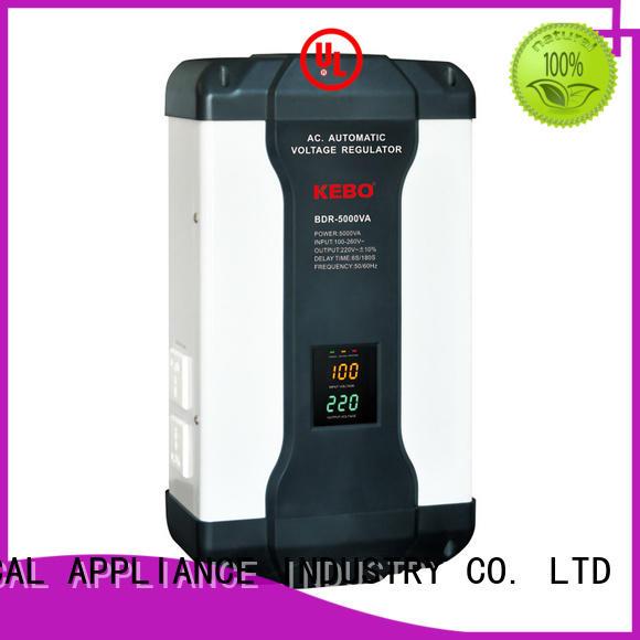 KEBO smart voltage stabilizer wholesale