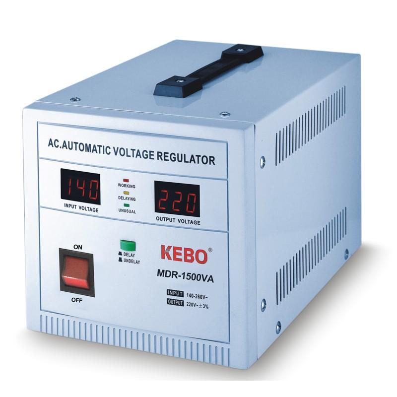 KEBO -Servo Stabilizer Servo Type Automatic Voltage Stabilizer Mdr-05115235kva-2