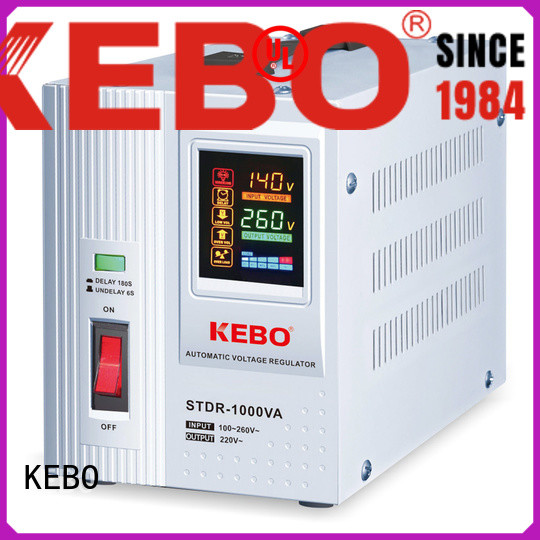 KEBO online ac stabilizer manufacturer for indoor
