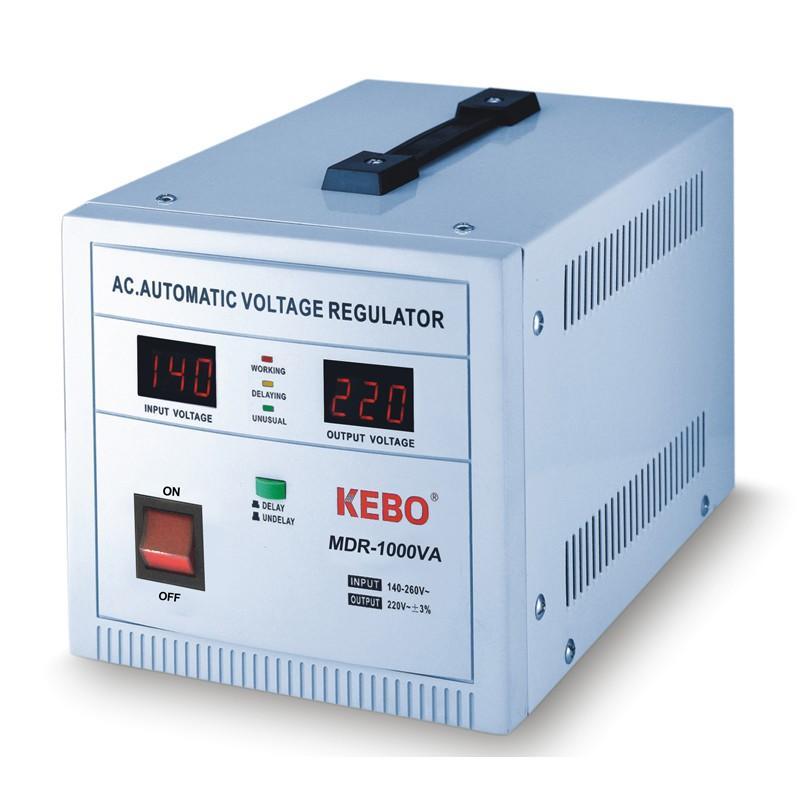 KEBO -Servo Stabilizer Servo Type Automatic Voltage Stabilizer Mdr-05115235kva-1
