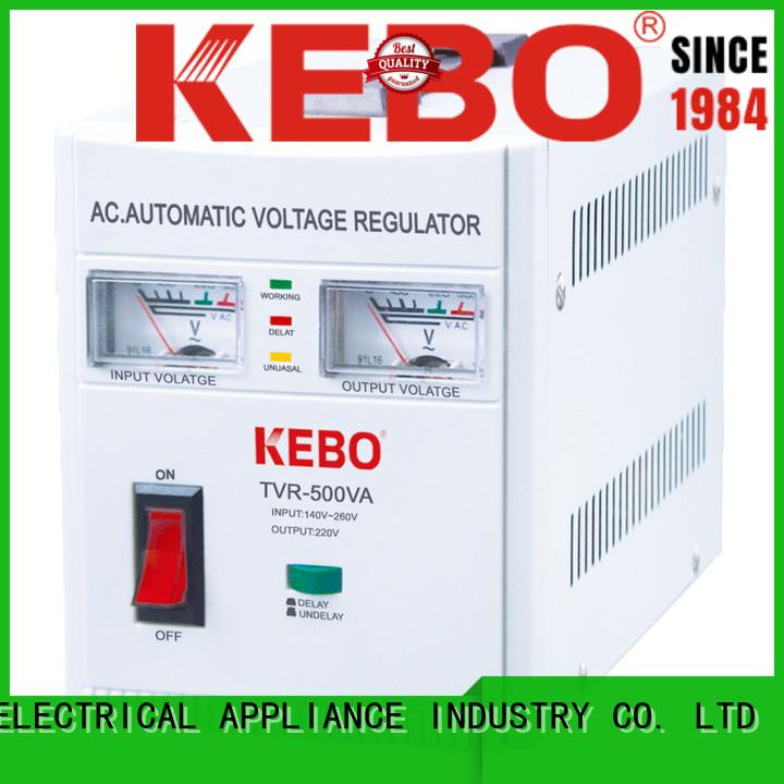 efficiency display hifi generator regulator dual KEBO